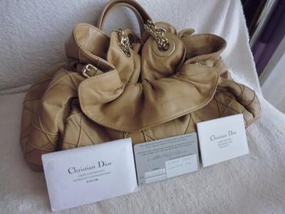 8fcd71bd697ad Christian Dior oryginalna damska torebka jak nowa - 6838455455 ...