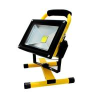 Reflektor Lampa LED 50W z akumulatorem statyw