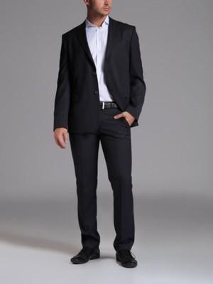 spodnie eleganckie garniturowe TOP SECRET rozm 38