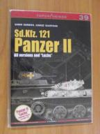 Sd.Kfz.121 PANZER II ALL VERSIONS AND LUCHS