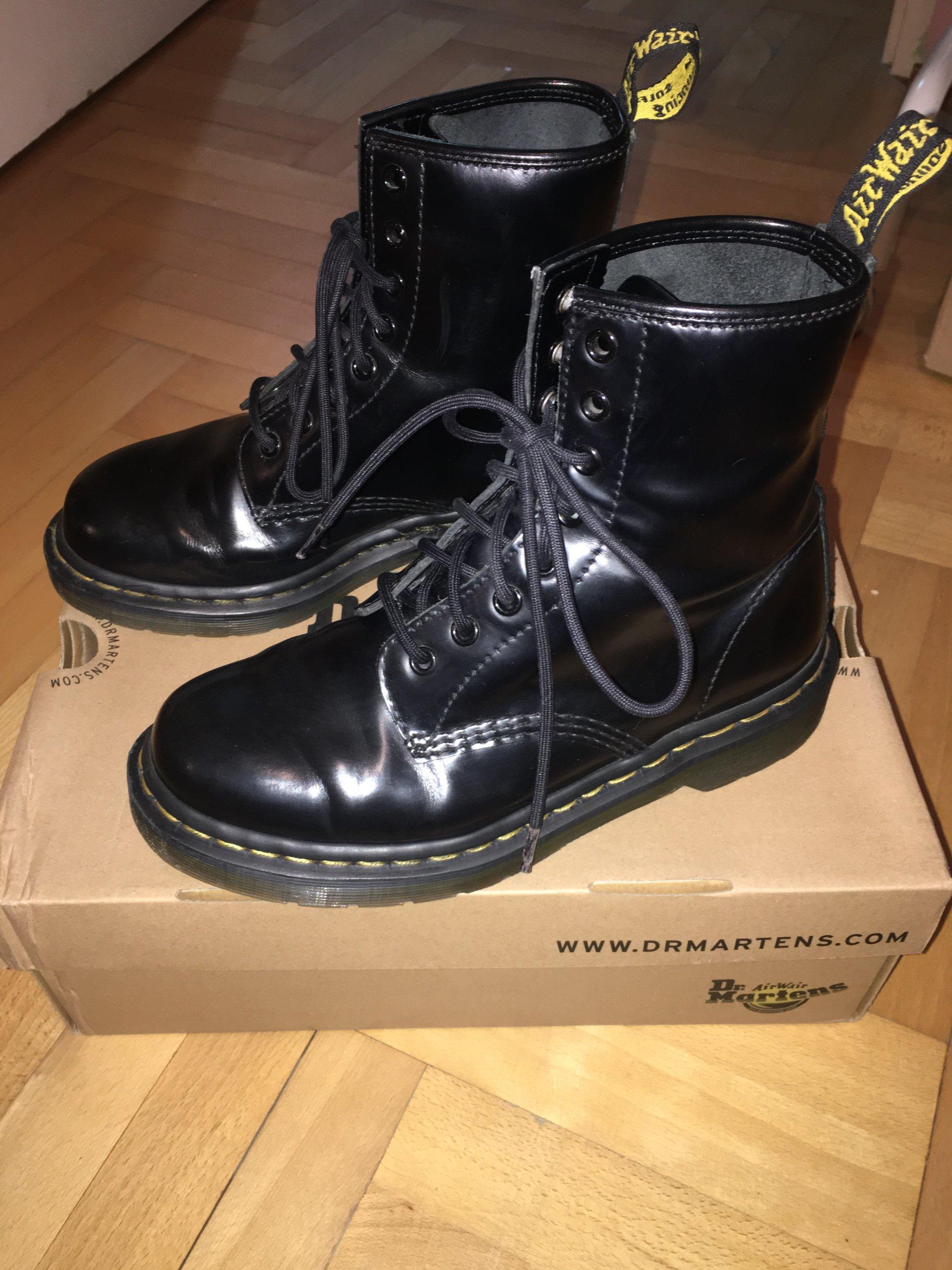 styl mody najlepszy wybór przybywa BUTY Dr. Martens 1460 czarne - 7066963507 - oficjalne ...