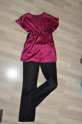 d38e6578 ubrania ciążowe, spodnie, bluzki H&M, Esprit,