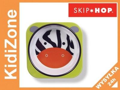 b26af63e67cc5c SKIP HOP Miska miseczka dla dziecka ZOO Zebra - 5709148940 ...