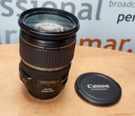 Obiektyw Canon EF-S 17-55 mm f/2.8 IS USM używany