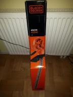 Nożyce do żywopłotu GT4245 FIRMY BLACK&DECKER