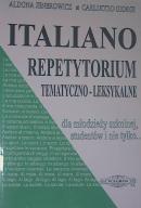 GIORGI - ITALIANO REPETYTORIUM... - KUP TANIO