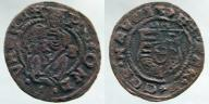1550. Ferdynand I Habsburg,1537, denar,