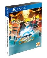 PS4 FOLIA NARUTO ULTIMATE NINJA STORM LEGACY 4w1 !