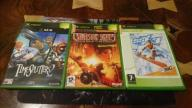 *XBOX Classic*Time Splitters +SSX3 + Crimson Skies