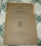 1937 HIBERNA studjum z dziejów skarbowości Socha