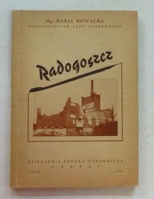 Znalezione obrazy dla zapytania Maria Nowacka : Radogoszcz