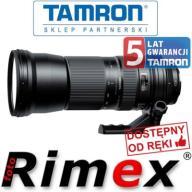 Tamron SP 150-600mm F/5-6.3 VC USD Nikon + Etui