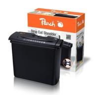 Peach Niszczarka PS400-15 z paskowym układem noży