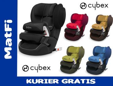 FOTELIK CYBEX JUNO FIX  9-18 kg 5* ADAC 2 x GRATIS