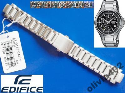 82b92148fd22b4 ORYGINALNA BRANSOLETA do zegarka CASIO EF-316D - 5849124792 ...