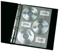 KOSZULKA Veloflex na CD / DVD A4 / 4359005 PVC