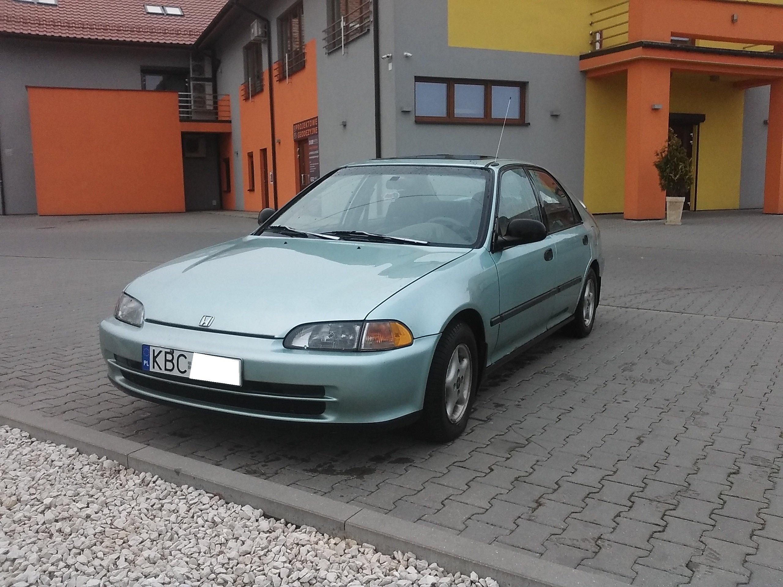 Honda Civic V Wersja Amerykanska 7038324414 Oficjalne Archiwum Allegro
