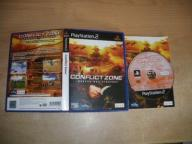 GRA GRY GIER PS2 CONFLICT ZONE