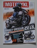 MOTOCYKL nr  11/2017