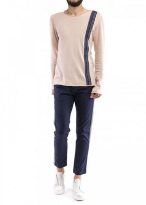 IMPERIAL Fashion Sweter z lampasem XL SW36