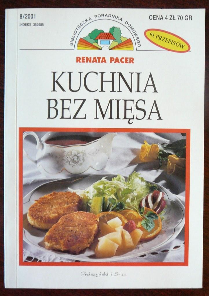 Kuchnia Bez Mięsa Renata Pacer 7014863695 Oficjalne
