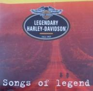 LEGENDARY HARLEY-DAVIDSON SONGS OF LEGEND SKLEP