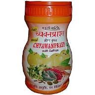 Patanjali Chyawanprash z szafranem 500g