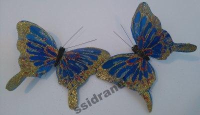 Motylki Motyle Dekoracyjne Motyl Na Prezent M14 6486583741
