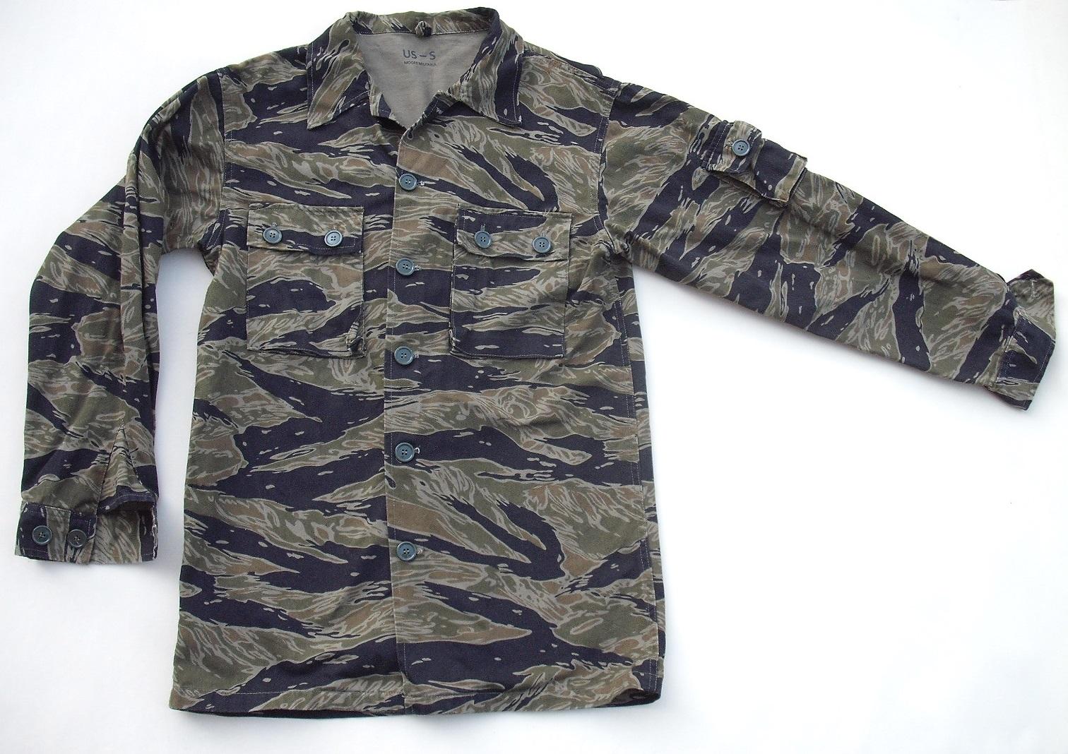 Mundur bluza spodnie Tiger Stripe Tadpole MOORE S