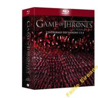 GAME OF THRONES (GRA O TRON) S 1-4 (19 BLU-RAY) PL