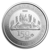 5 $ Voyageur Special Edition 1 uncja 1 oz AG999