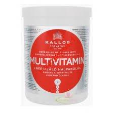 KALLOS Multivitamin Maska Regeneracja 1000ml