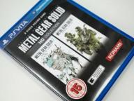 METAL GEAR SOLID HD COLLECTION MGS | JAK NOWA VITA