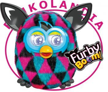 Hasbro Furby Boom Sunny Trojkaty A4334 Po Polsku 4425031037 Oficjalne Archiwum Allegro