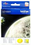 Brother tusz LC1000Y, 400str. yellow LD6