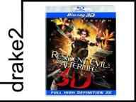 RESIDENT EVIL 4: AFTERLIFE 2D+3D [BLU-RAY 3D]