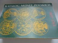 KATALOG MONET POLSKICH 1697-1763