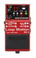 Boss RC-3 looper stereo, GRATIS KABEL!