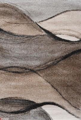 Dywan Elegant 120x170 Modne Dywany Kolor Szary Beż