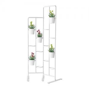 Ikea Socker Stojak Na Doniczkę Doniczki Biały 5642347719