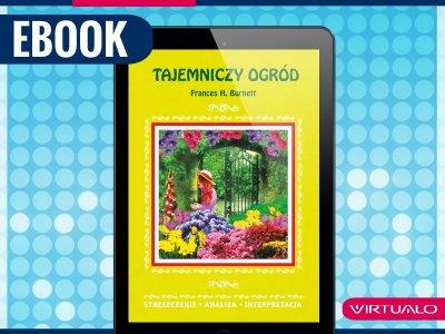 Tajemniczy Ogród Frances Marta Zawłocka 6392950871
