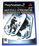 Medal of Honor European Assault na Playstation 2