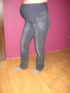 H&M MAMA - Spodnie Ciążowe Jeans BCM r 38