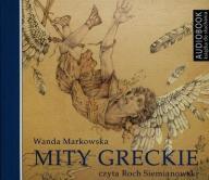 Mity greckie Wanda Markowska