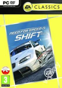 Need for Speed Shift PL [FOLIA] NFS GRA GRY NA PC