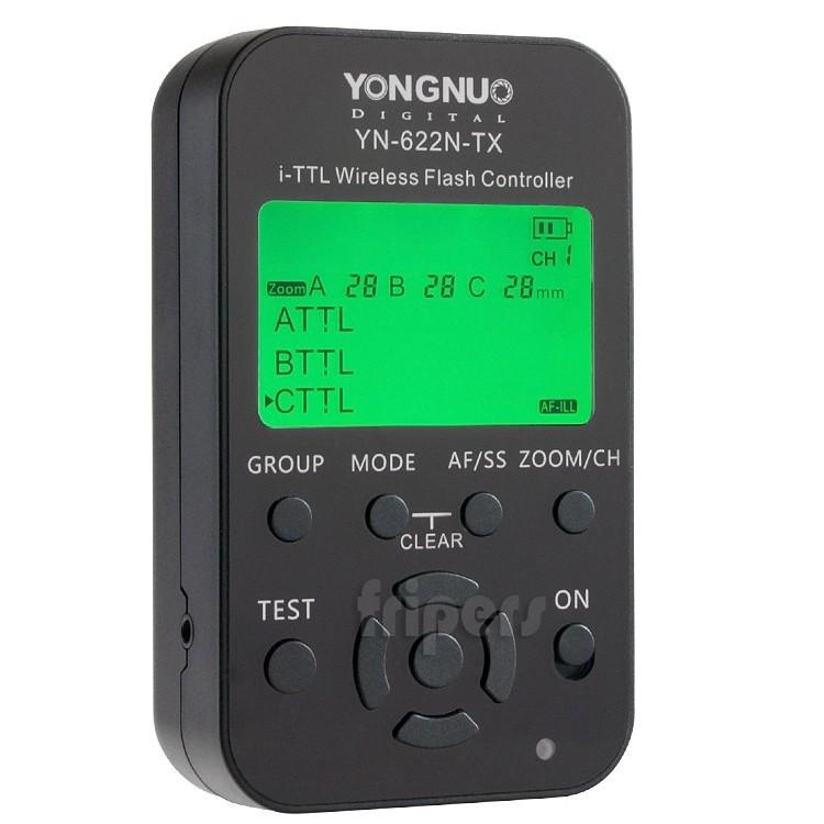 sterownik Yongnuo YN-622N-TX NIKON i-TTL