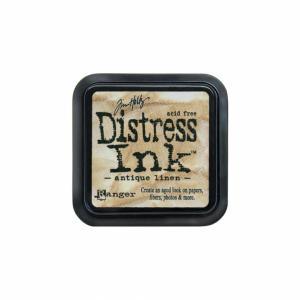 Tusz Distress - Antique Linen