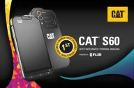 HIT! SUPER ODPORNY SMARTFON CAT S60 IP68 LTE FV23%