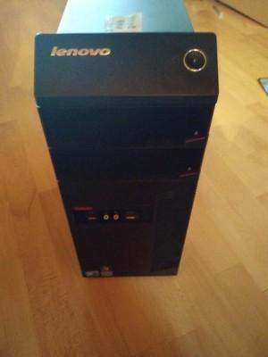 KOMPUTER INTEL 2x2,93 LENOVO 3GB RAM 80 GB SPRAWNY