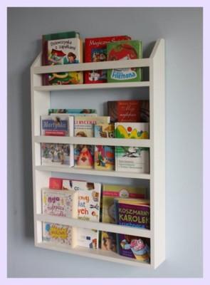 Półka Na Książki Do Pokoju Dziecięcego